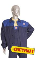 Odzież ochronna antyelektrostatyczna, obuwie