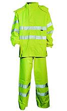 Komplet przeciwdeszczowy (kurtka+spodnie)
