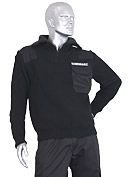 SWETER GOLF ROZPINANY