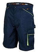 Spodnie krótkie robocze z płótna T/C